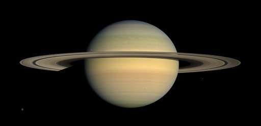 Saturn - NASA - farewellcass